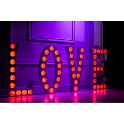 ADJ Eliminator Decor LOVE 2.0
