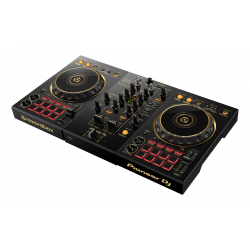 Pioneer DDJ 400 N Gold Limited Edition